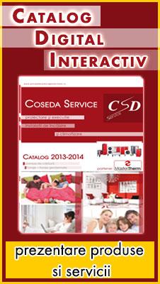 Catalog produse interactiv